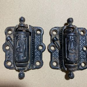 Antique Screen Door Hinges